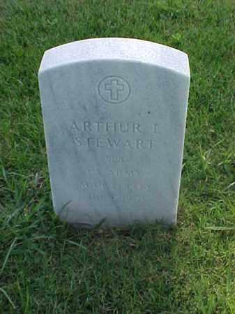 STEWART (VETERAN), ARTHUR L - Pulaski County, Arkansas   ARTHUR L STEWART (VETERAN) - Arkansas Gravestone Photos