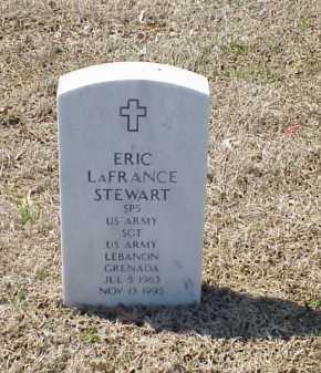 STEWART (VETERAN), ERIC LAFRANCE - Pulaski County, Arkansas   ERIC LAFRANCE STEWART (VETERAN) - Arkansas Gravestone Photos