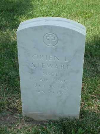 STEWART (VETERAN), ORIEN L - Pulaski County, Arkansas | ORIEN L STEWART (VETERAN) - Arkansas Gravestone Photos