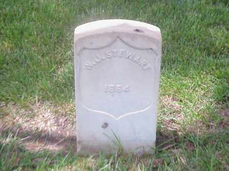 STEWART (VETERAN UNION), W J - Pulaski County, Arkansas | W J STEWART (VETERAN UNION) - Arkansas Gravestone Photos