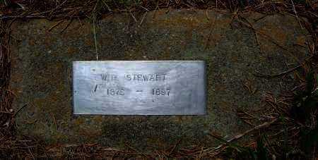 STEWART, W.R. - Pulaski County, Arkansas   W.R. STEWART - Arkansas Gravestone Photos