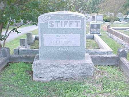 STIFFT, ESTELLE - Pulaski County, Arkansas | ESTELLE STIFFT - Arkansas Gravestone Photos
