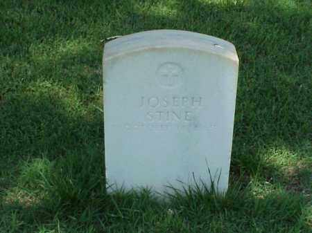 STINE (VETERAN UNION), JOSEPH - Pulaski County, Arkansas | JOSEPH STINE (VETERAN UNION) - Arkansas Gravestone Photos