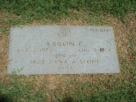 STONE, AARON C - Pulaski County, Arkansas   AARON C STONE - Arkansas Gravestone Photos
