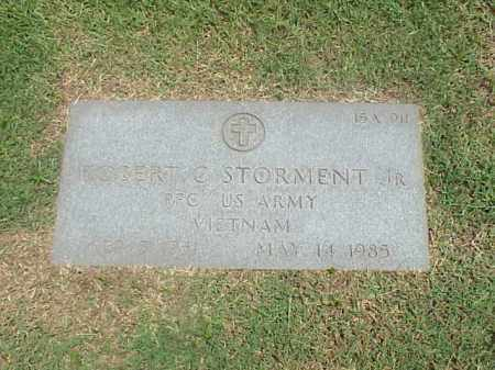 STORMENT, JR (VETERAN VIET), ROBERT C - Pulaski County, Arkansas | ROBERT C STORMENT, JR (VETERAN VIET) - Arkansas Gravestone Photos