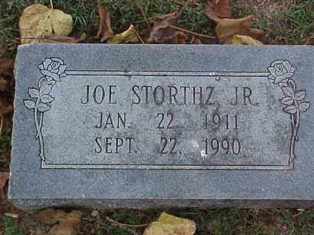STORTHZ, JR, JOE - Pulaski County, Arkansas | JOE STORTHZ, JR - Arkansas Gravestone Photos