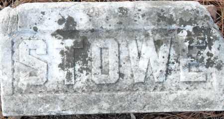 STOWE, UNKNOWN - Pulaski County, Arkansas | UNKNOWN STOWE - Arkansas Gravestone Photos
