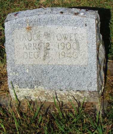 STOWERS, MAUDE - Pulaski County, Arkansas | MAUDE STOWERS - Arkansas Gravestone Photos