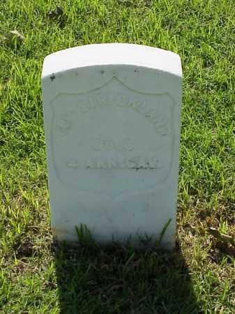 STRICKLAND (VETERAN UNION), J M - Pulaski County, Arkansas | J M STRICKLAND (VETERAN UNION) - Arkansas Gravestone Photos