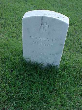 STUART (VETERAN WWII), JAMES H - Pulaski County, Arkansas | JAMES H STUART (VETERAN WWII) - Arkansas Gravestone Photos