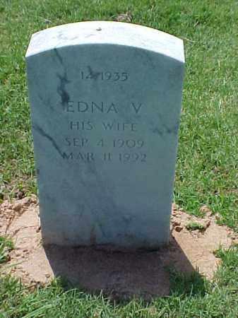 STURDIVANT, EDNA V - Pulaski County, Arkansas | EDNA V STURDIVANT - Arkansas Gravestone Photos