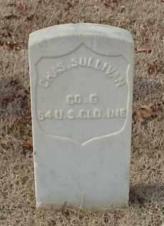 SULLIVAN (VETERAN UNION), CHARLES - Pulaski County, Arkansas | CHARLES SULLIVAN (VETERAN UNION) - Arkansas Gravestone Photos