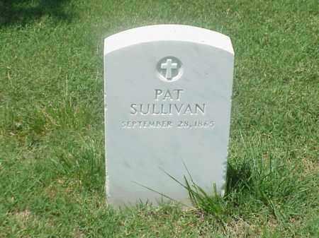 SULLIVAN, PAT - Pulaski County, Arkansas   PAT SULLIVAN - Arkansas Gravestone Photos