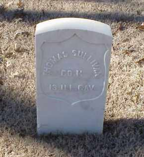 SULLIVAN (VETERAN UNION), THOMAS - Pulaski County, Arkansas | THOMAS SULLIVAN (VETERAN UNION) - Arkansas Gravestone Photos