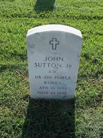 SUTTON, JR (VETERAN KOR), JOHN - Pulaski County, Arkansas | JOHN SUTTON, JR (VETERAN KOR) - Arkansas Gravestone Photos