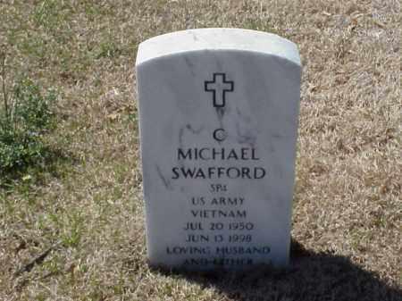 SWAFFORD (VETERAN VIET), C MICHAEL - Pulaski County, Arkansas | C MICHAEL SWAFFORD (VETERAN VIET) - Arkansas Gravestone Photos