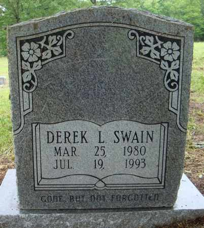 SWAIN, DEREK L. - Pulaski County, Arkansas | DEREK L. SWAIN - Arkansas Gravestone Photos
