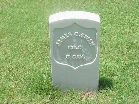 SWAN (VETERAN UNION), JAMES C - Pulaski County, Arkansas | JAMES C SWAN (VETERAN UNION) - Arkansas Gravestone Photos