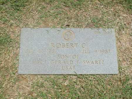 SWARTZ, ROBERT C - Pulaski County, Arkansas   ROBERT C SWARTZ - Arkansas Gravestone Photos