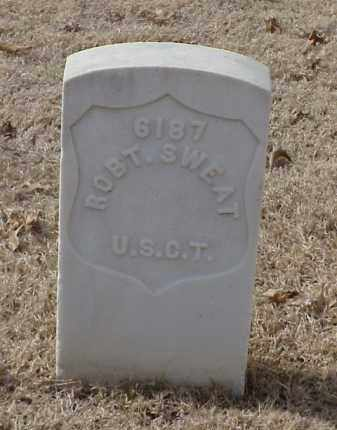 SWEAT (VETERAN UNION), ROBERT - Pulaski County, Arkansas | ROBERT SWEAT (VETERAN UNION) - Arkansas Gravestone Photos