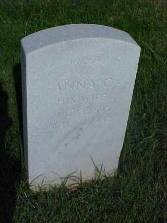 SWIFT, ANNA C - Pulaski County, Arkansas   ANNA C SWIFT - Arkansas Gravestone Photos