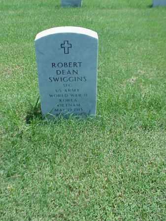 SWIGGINS (VETERAN 3 WARS), ROBERT DEAN - Pulaski County, Arkansas | ROBERT DEAN SWIGGINS (VETERAN 3 WARS) - Arkansas Gravestone Photos