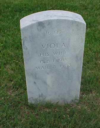 SWINTON, VIOLA - Pulaski County, Arkansas   VIOLA SWINTON - Arkansas Gravestone Photos