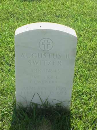 SWITZER (VETERAN  MEX), AUGUSTUS R - Pulaski County, Arkansas | AUGUSTUS R SWITZER (VETERAN  MEX) - Arkansas Gravestone Photos