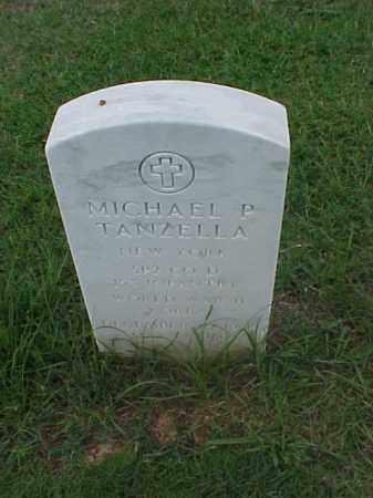 TANZELLA (VETERAN 2 WARS), MICHAEL P - Pulaski County, Arkansas   MICHAEL P TANZELLA (VETERAN 2 WARS) - Arkansas Gravestone Photos