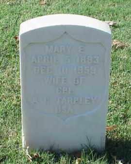 TARPLEY, MARY E - Pulaski County, Arkansas   MARY E TARPLEY - Arkansas Gravestone Photos