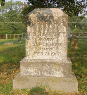 DREHER TARPLEY, SARAH - Pulaski County, Arkansas | SARAH DREHER TARPLEY - Arkansas Gravestone Photos