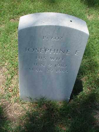 TARRON, JOSEPHINE E - Pulaski County, Arkansas   JOSEPHINE E TARRON - Arkansas Gravestone Photos