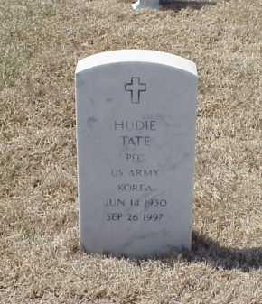 TATE (VETERAN KOR), HUDIE - Pulaski County, Arkansas   HUDIE TATE (VETERAN KOR) - Arkansas Gravestone Photos
