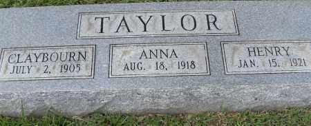 TAYLOR, HENRY - Pulaski County, Arkansas | HENRY TAYLOR - Arkansas Gravestone Photos