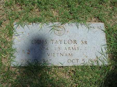TAYLOR, SR (VETERAN VIET), ODIS - Pulaski County, Arkansas   ODIS TAYLOR, SR (VETERAN VIET) - Arkansas Gravestone Photos