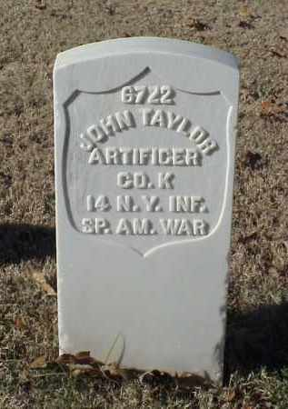 TAYLOR (VETERAN SAW), JOHN - Pulaski County, Arkansas | JOHN TAYLOR (VETERAN SAW) - Arkansas Gravestone Photos