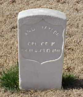 TAYLOR (VETERAN UNION), ANDY - Pulaski County, Arkansas | ANDY TAYLOR (VETERAN UNION) - Arkansas Gravestone Photos
