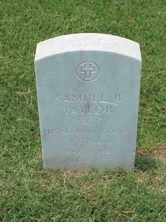 TAYLOR (VETERAN VIET), SAMUEL B - Pulaski County, Arkansas | SAMUEL B TAYLOR (VETERAN VIET) - Arkansas Gravestone Photos