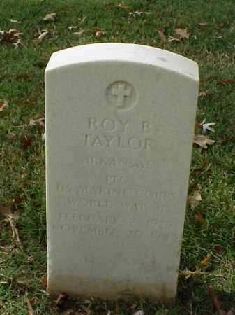 TAYLOR (VETERAN WWII), ROY B - Pulaski County, Arkansas | ROY B TAYLOR (VETERAN WWII) - Arkansas Gravestone Photos