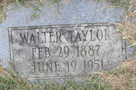 TAYLOR, WALTER - Pulaski County, Arkansas | WALTER TAYLOR - Arkansas Gravestone Photos