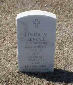 TEMPLE, LINDA M - Pulaski County, Arkansas | LINDA M TEMPLE - Arkansas Gravestone Photos