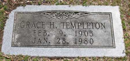 TEMPLETON, GRACE - Pulaski County, Arkansas | GRACE TEMPLETON - Arkansas Gravestone Photos