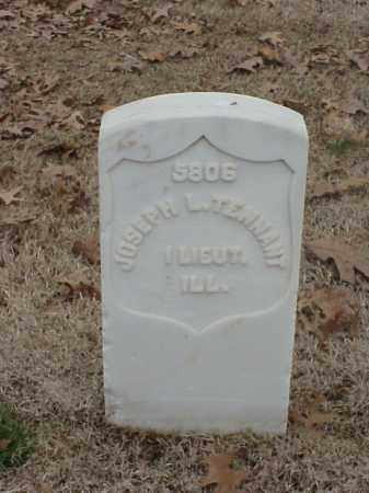 TENNANT (VETERAN UNION), JOSEPH L - Pulaski County, Arkansas | JOSEPH L TENNANT (VETERAN UNION) - Arkansas Gravestone Photos