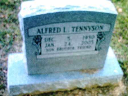 TENNYSON, ALFRED L. - Pulaski County, Arkansas | ALFRED L. TENNYSON - Arkansas Gravestone Photos