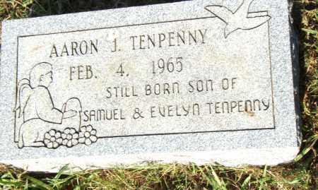 TENPENNY, AARON J - Pulaski County, Arkansas | AARON J TENPENNY - Arkansas Gravestone Photos