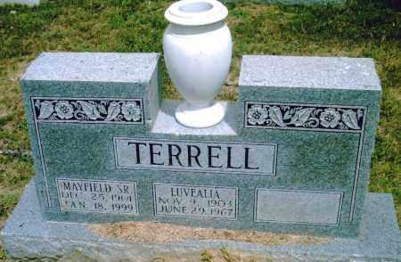TERRELL, LUVEALIA - Pulaski County, Arkansas | LUVEALIA TERRELL - Arkansas Gravestone Photos