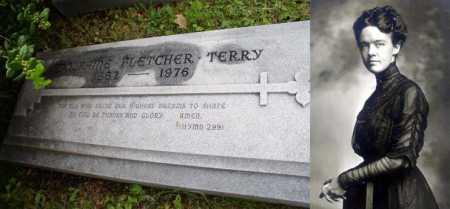 TERRY, ADOLPHINE - Pulaski County, Arkansas | ADOLPHINE TERRY - Arkansas Gravestone Photos