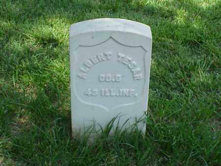 TESAR (VETERAN UNION), ALBERT - Pulaski County, Arkansas | ALBERT TESAR (VETERAN UNION) - Arkansas Gravestone Photos