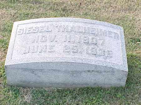 THALHEIMER, SIESEL - Pulaski County, Arkansas | SIESEL THALHEIMER - Arkansas Gravestone Photos
