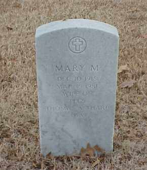THARP, MARY M - Pulaski County, Arkansas   MARY M THARP - Arkansas Gravestone Photos